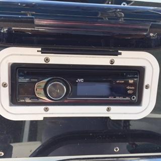 JVC Stereo - 12