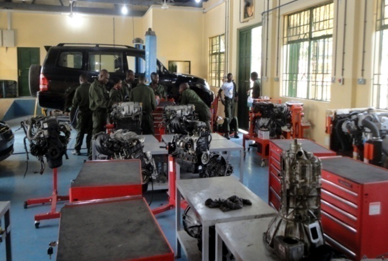 Automechanics Training Equipment9