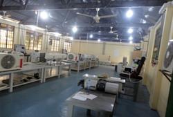 Refrigeration Training System2