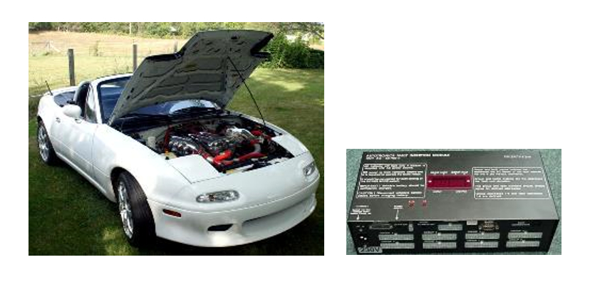 AT-6000 Fault Troubleshooting Unit For Use in a Real Car