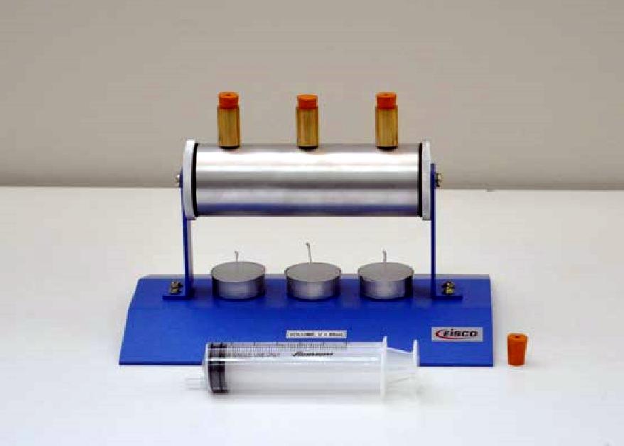GAS-KIT  Gas kit for physics