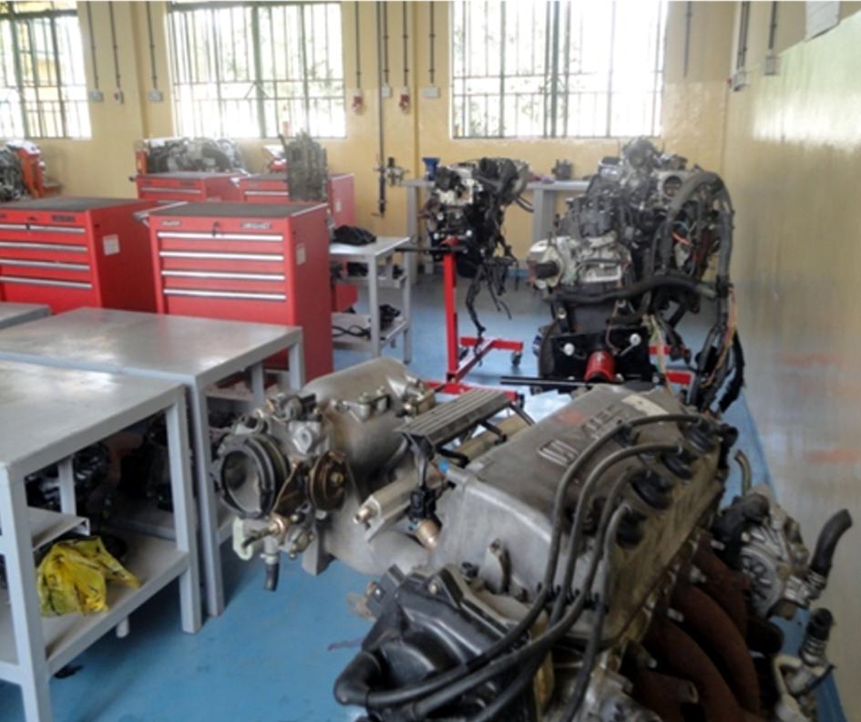 Automechanics Training Equipment6