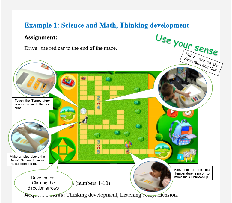 Science and Math Thinking development