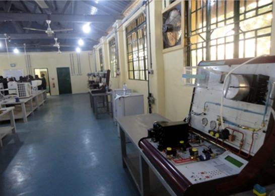 Refrigeration Training System6