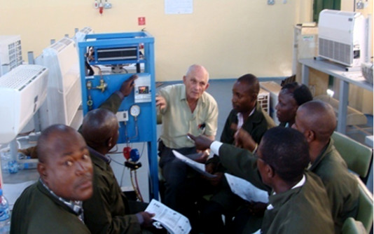 Refrigeration Training System8