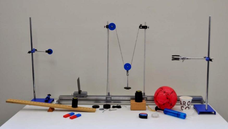MEC-KIT  Mechanics kit for physics
