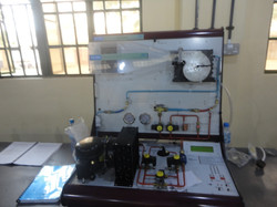 Refrigeration Training System