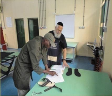 Shoemaking Training Equipment4