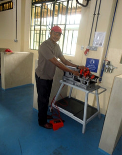 Plumbing and sanitation 9