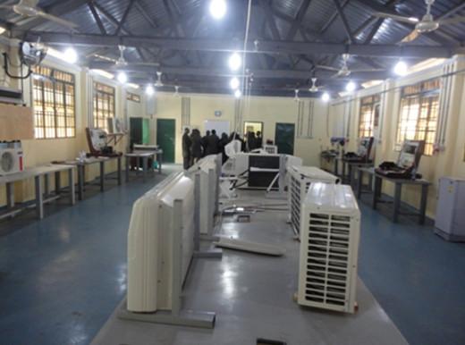 Refrigeration Training System7