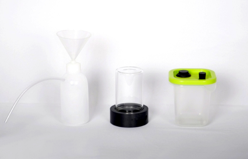 CGG-KIT  Oxygen and carbon dioxide kit