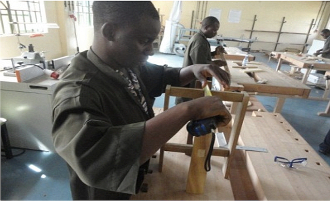 Carpentry & Joinery Training Equipment4