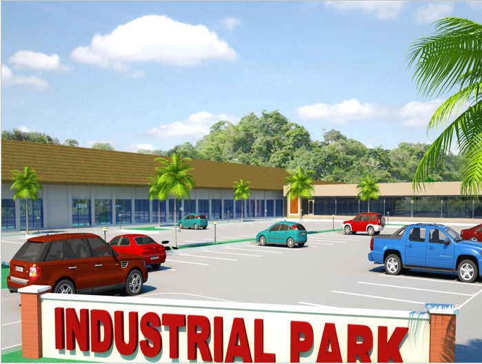 industrial park unesco