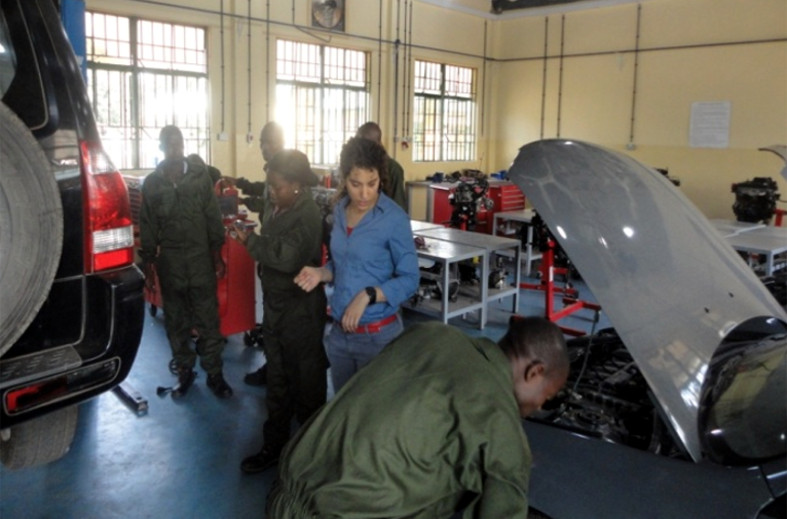 Automechanics Training Equipment7 L