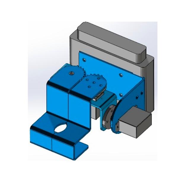 SNS-167_–_Brain_Gripper_Arm_with_servo_motors_unit