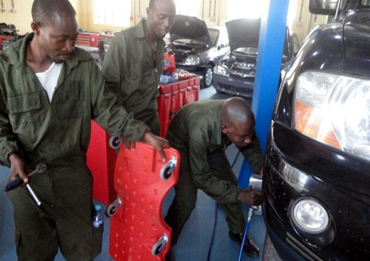 Automechanics Training Equipment5 L