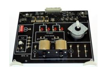 EB-3000 Plug-In Experiment Card - Motors, Generators and Inverters