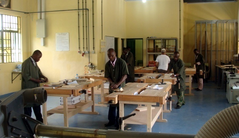 Carpentry & Joinery Training Equipment6