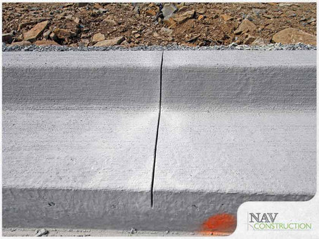 4 Different Types of Concrete Curbs