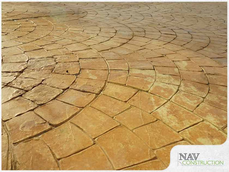 Stamped Concrete: The Pros and Cons