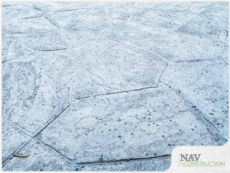 Common Causes of Fading in Decorative Concrete