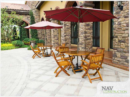 Top Benefits of Concrete Patios