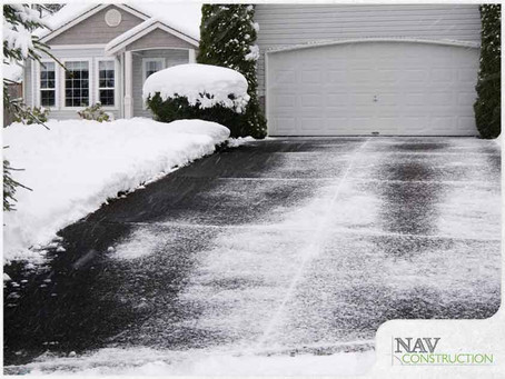 How to Protect Concrete From Road Salt Damage