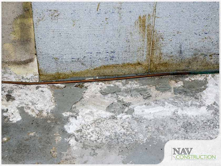 How to Eliminate Concrete Efflorescence