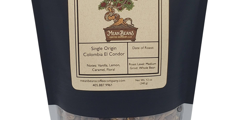 Single Origin Colombian Coffee - Medium Roast