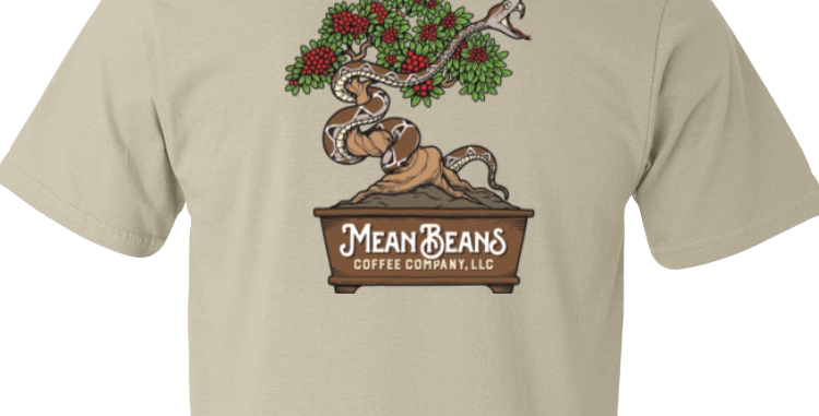 Mean Beans Cotton Short-Sleeve Tee