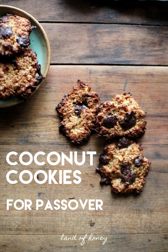 Passover Coconut Cookie Recipe