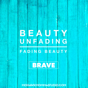 Beauty Unfading, Wood Art