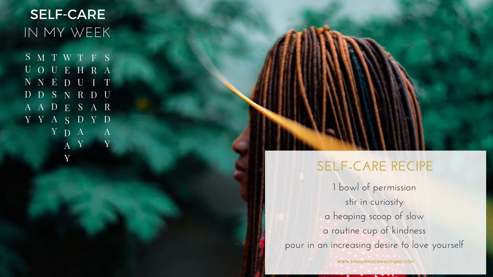 Self-Care Weekly