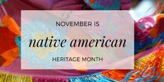 Hear Native Americans Tell Their Story