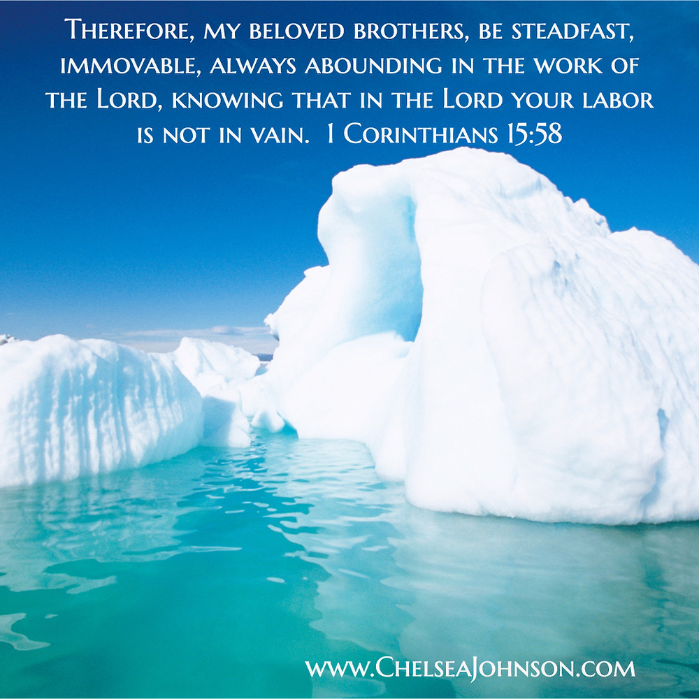Invisible Motherhood 1 Corinthians 15