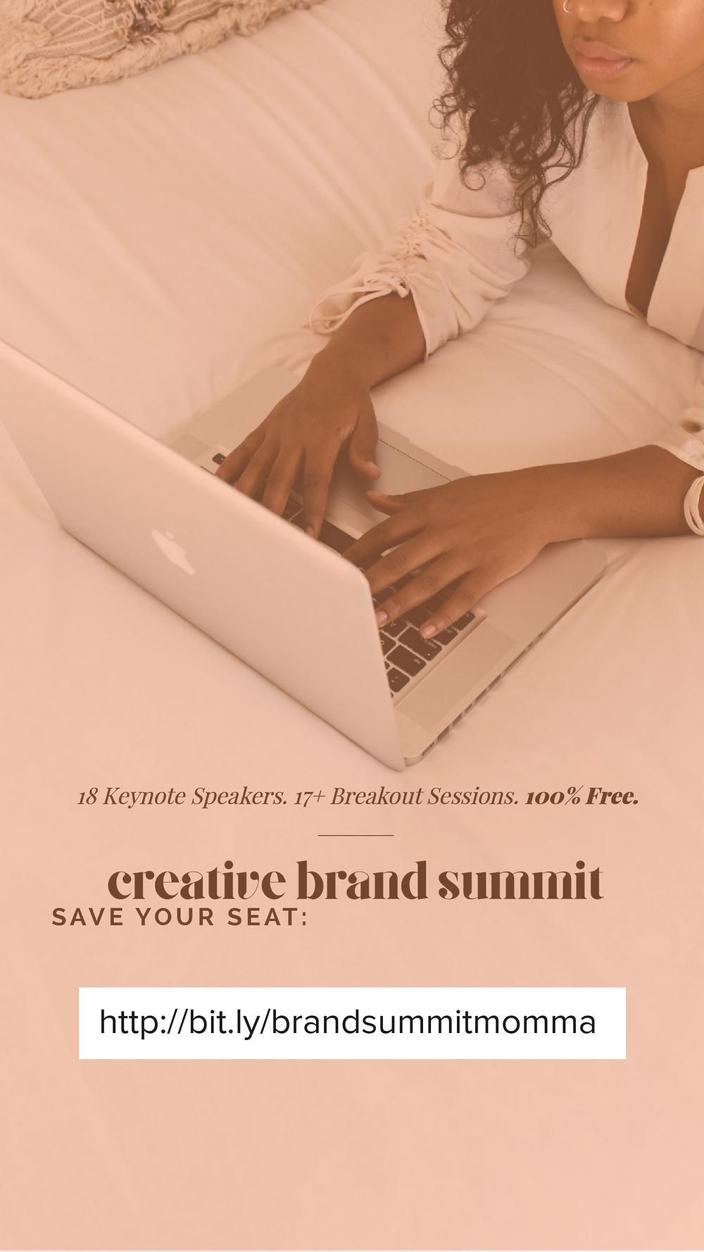 Breakout Speaker Creative Brand Summit 2017
