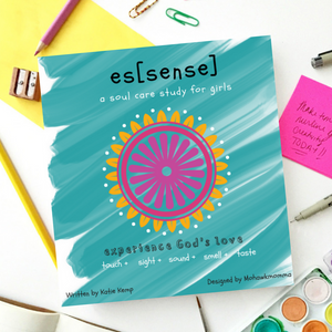 Essense Soul Care Coloring Devotional For Girls