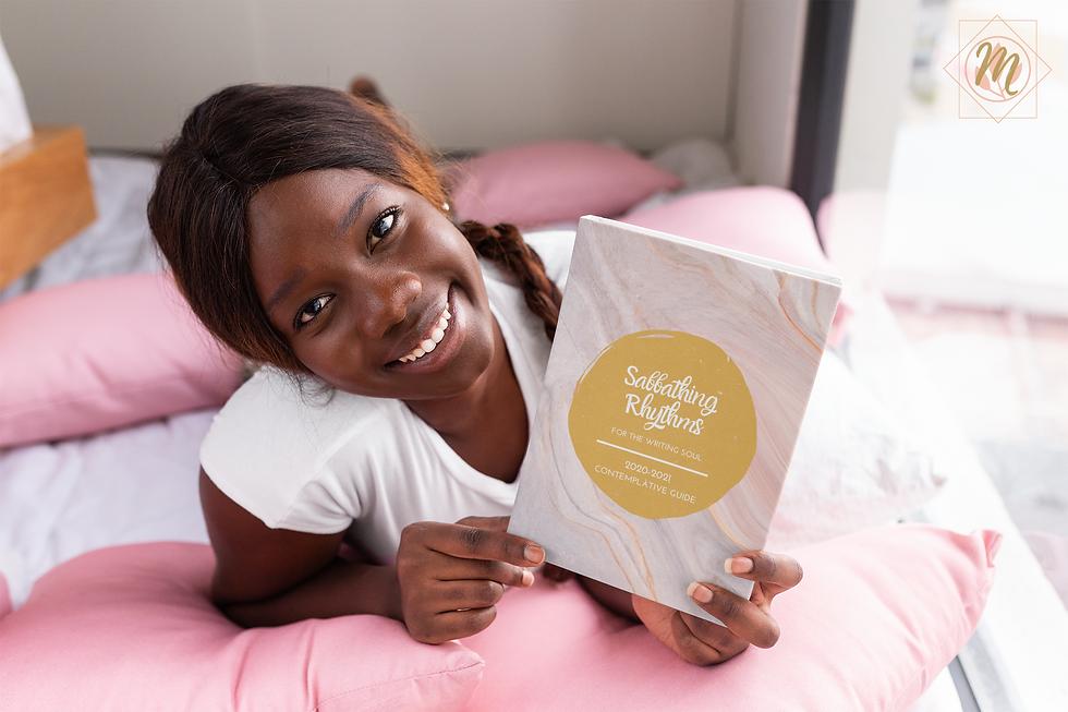 Sabbathing Rhythms Guide woman on bed.pn