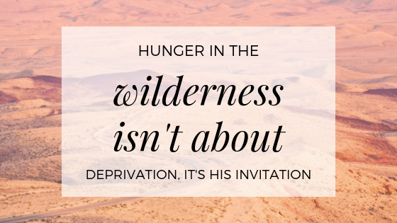 Wilderness Hunger