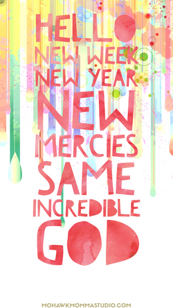 Mercies + Mess Collection