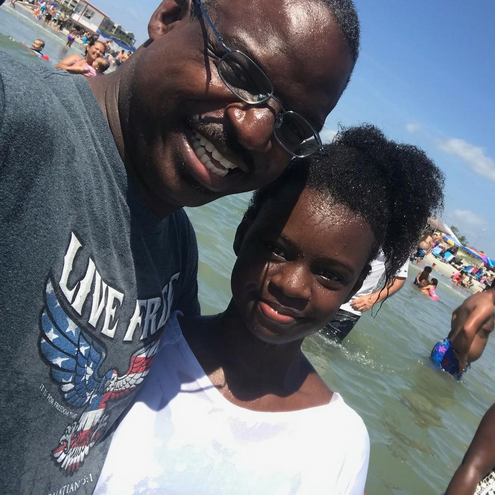 Memorial 2017 Isaiah's Baptism Day