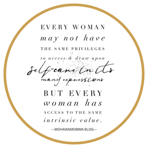 Every woman is worthy