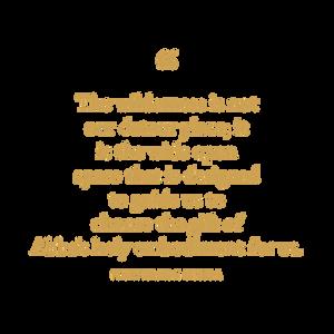 Lent Wilderness