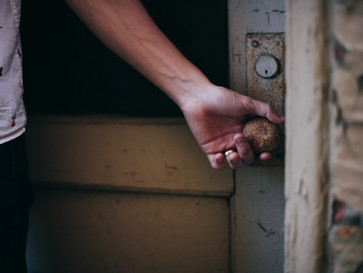 Open The Advent Door - Hope: Bless The Wait In
