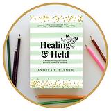 Healing & Held Mockup Coloring Bible Stu