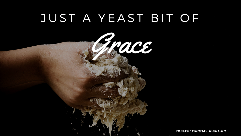 A Yeast Bit of Grace Desktop Wallpaper