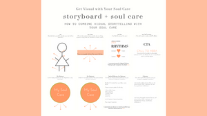 Storyboard Your Soul Care