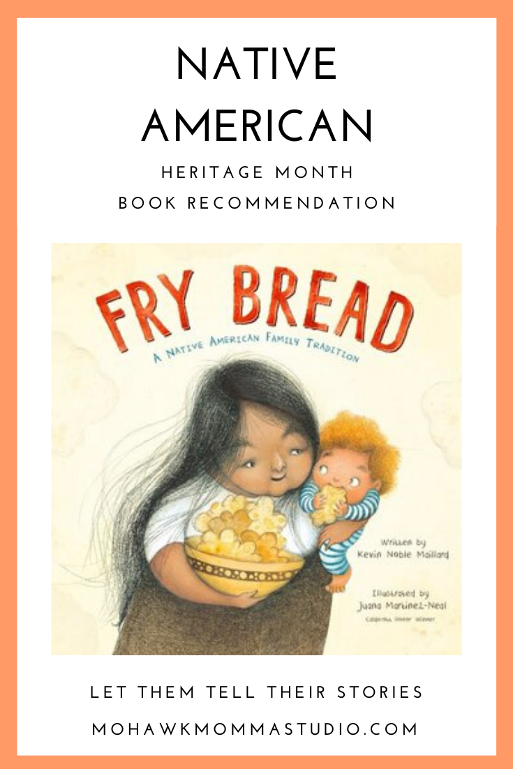 Fry Bread - A Native American Family Tradition