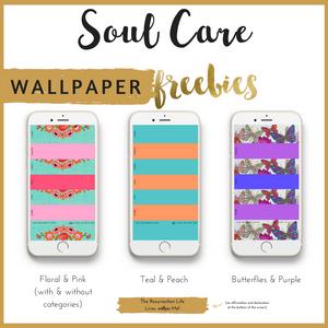 Soul Care Resurrection Phone Wallpaper