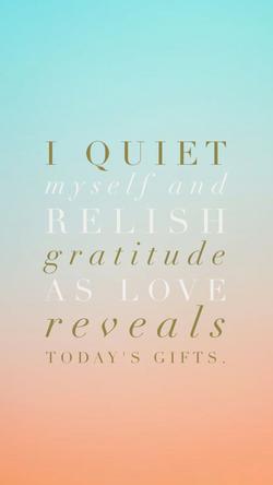 Examen - Gratitude